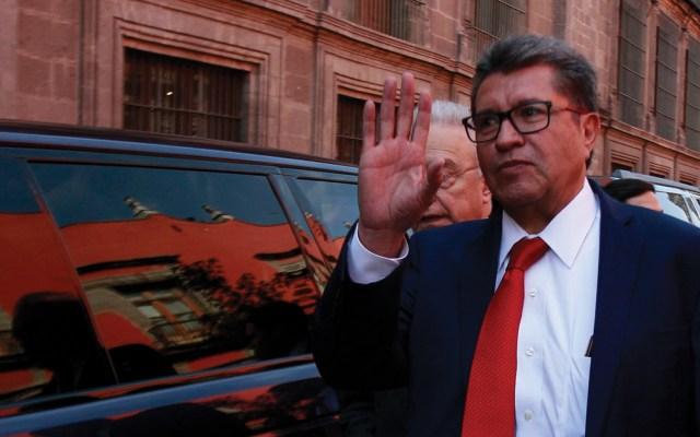 Reformas al sistema de justicia penal serán presentadas en febrero, revela Monreal - Foto de Notimex