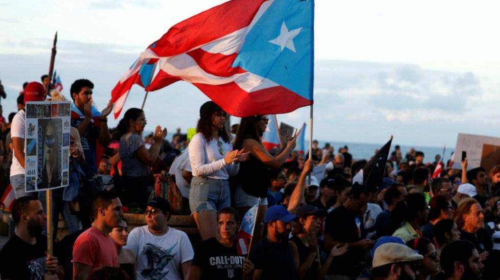 Ricky Martin apoyará protestas por gestión de suministros en Puerto Rico - Foto de EFE