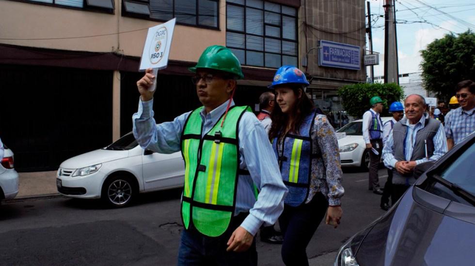 Cambian de fecha primer simulacro nacional de sismos - Simulacro