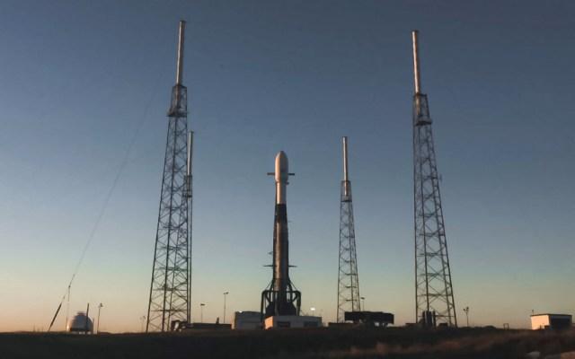 SpaceX lanza al espacio nuevos satélites para crear su propia red de internet - Foto de Space X