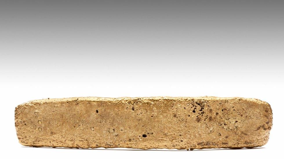 Confirman que 'tejo de oro' es vestigio de la Noche Triste - Foto de INAH