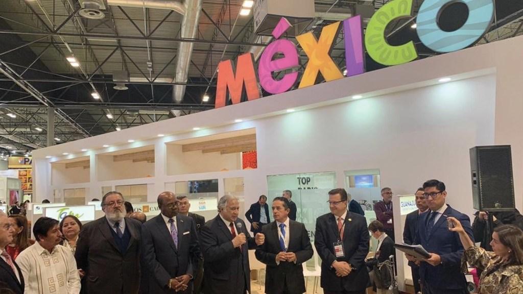Turismo debe proteger a mexicanos desfavorecidos: Torruco - Foto de Twitter Miguel Torruco
