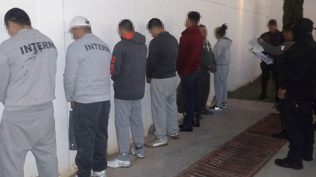 Realizan operativo de revisión en penal de Tamaulipas; trasladan a siete reos - traslado internos tamaulipas
