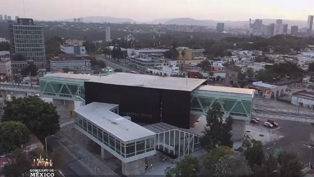 Línea 3 del Tren Ligero de Guadalajara iniciaría operaciones en septiembre - Línea 3 del Tren Ligero de Guadalajara tuvo costo final de 31 mil mdp: Jiménez Espriú