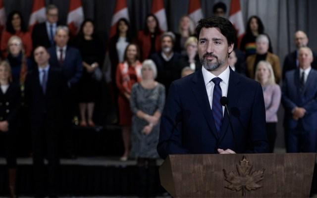 Trudeau afirma que ratificación del T-MEC comenzará la próxima semana - Trudeau afirma que ratificación del T-MEC comenzará la próxima semana