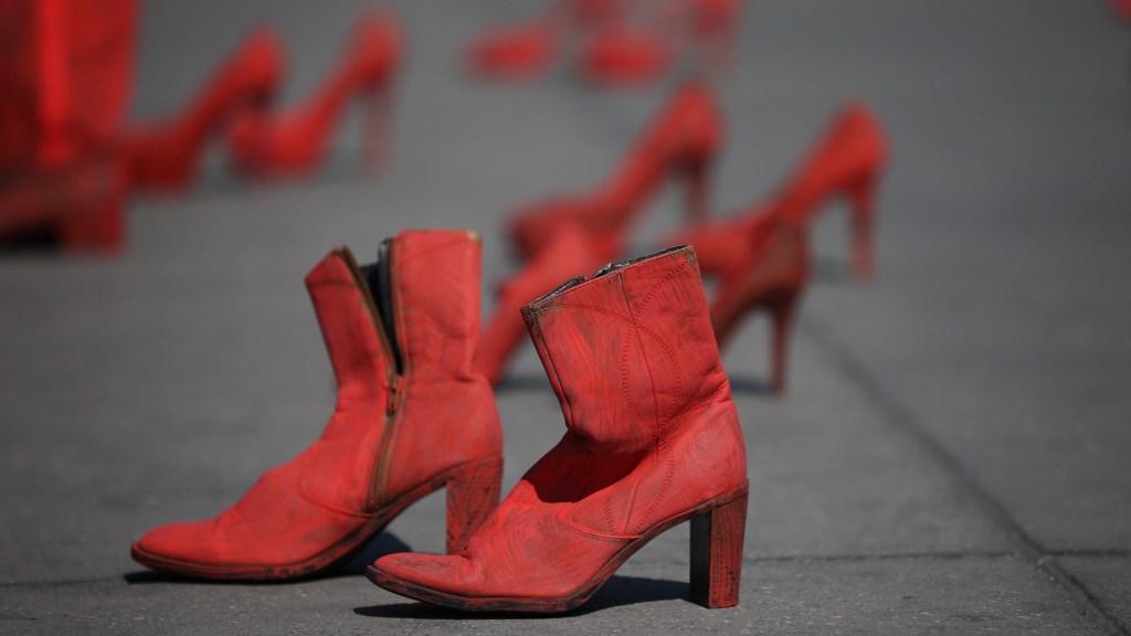 Tipificar y mantener feminicidio debe tener agravante y penalidad más alta, afirma FGR - Foto de EFE