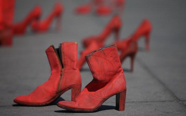 Gertz Manero propone buscar indicios de feminicidio en todos los asesinatos de mujeres - Foto de EFE