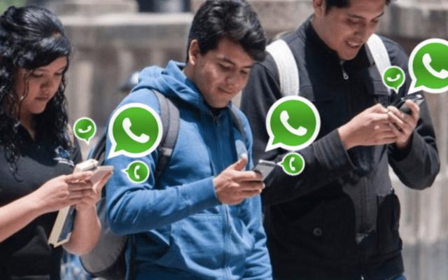 Mexicanos pasan entre 2 y 3 horas diarias en WhatsApp: UNAM - Foto de Gaceta UNAM