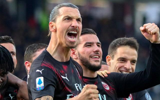 Milan rompe mala racha con Zlatan al derrotar a Cagliari en la Liga Italiana - Milan con Zlatan rompe mala racha al derrotar a Cagliari en la Liga Italiana