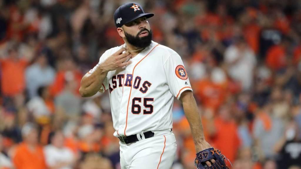 José Urquidy buscará un lugar en la rotación de los Astros - José Urquidy buscará un lugar en la rotación de los Astros