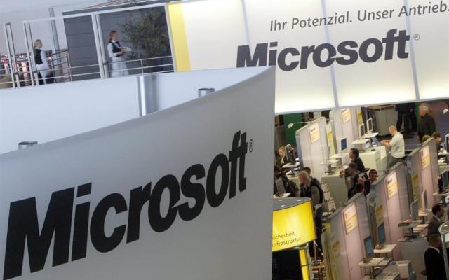 Microsoft rebaja sus expectativas de ingresos a causa del coronavirus - Foto de EFE.