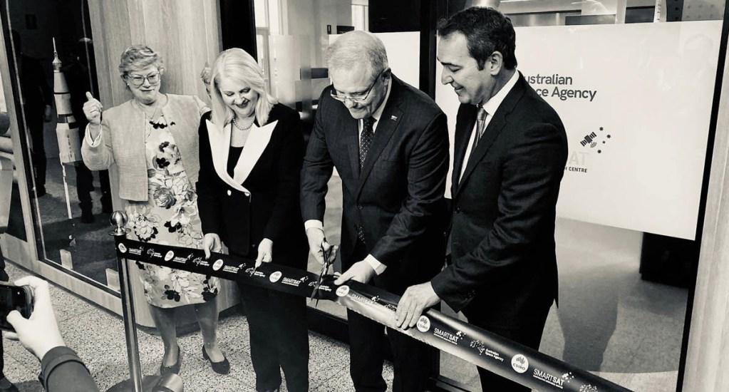 Australia inaugura su agencia espacial para impulsar industria aeronáutica - Agencia Espacial Australiana Australia espacio