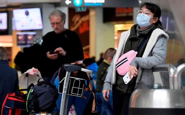 Al menos 46 aerolíneas suspenden vuelos a China por coronavirus - Al menos 46 aerolíneas suspenden vuelos a China por coronavirus