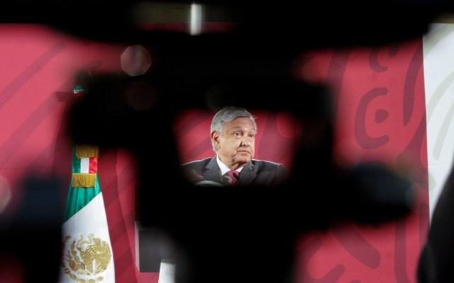 'No creo en la pena de muerte': AMLO; conferencia matutina (26-02-2020) - 200217010. Ciudad de México, 17 Feb 2020 (Notimex-Romina Solis).- El Presidente Andrés Manuel López Obrador durante sesión de preguntas y respuestas en su conferencia matutina. Ciudad de México, 17 de febrero de 2020. NOTIMEX/FOTO/ROMINA SOLIS/RSF/POL/4TAT