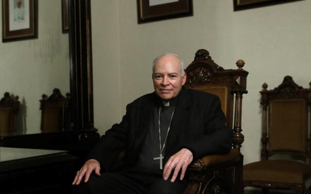 Arzobispo Aguiar Retes pide cambios en la Iglesia para afrontar la violencia - Arzobispo primado de México, Carlos Aguiar Retes. Foto de EFE