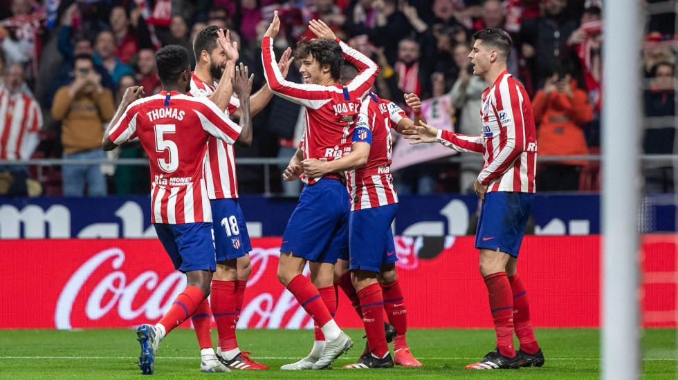 Atlético de Madrid remonta y se coloca en el podio de LaLiga - Atlético de Madrid partido Villareal