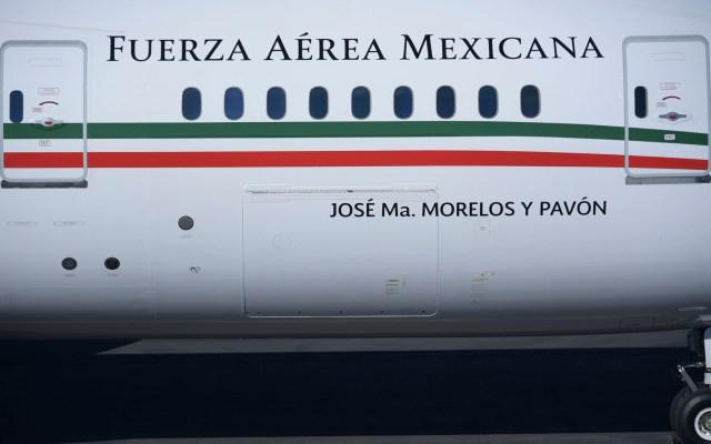 Avión presidencial tiene nueva oferta de compra, afirma López Obrador - El avión presidencial TP-01 o José María Morelos y Pavón