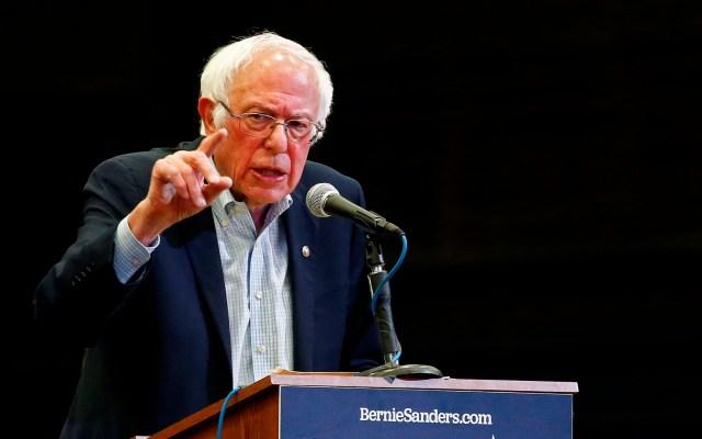 Bernie Sanders lidera con amplia ventaja las encuestas en Nevada - Bernie Sanders. Foto de EFE