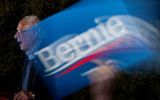 Bernie Sanders lidera con amplia ventaja en Nevada en primeros resultados - Foto de EFE