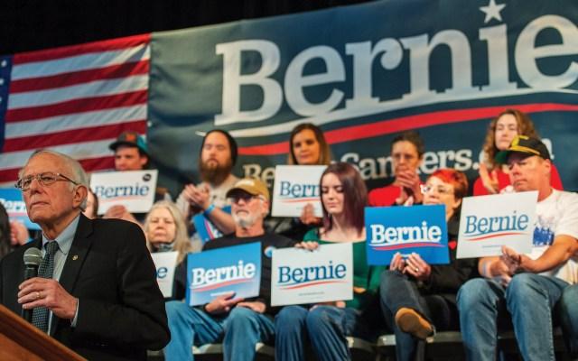 Sanders y Buttigieg en empate técnico tras caucus de Iowa - Foto de EFE