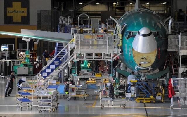 Boeing encuentra nuevo problema de software en el 737 Max - Boeing Max avión aeronave