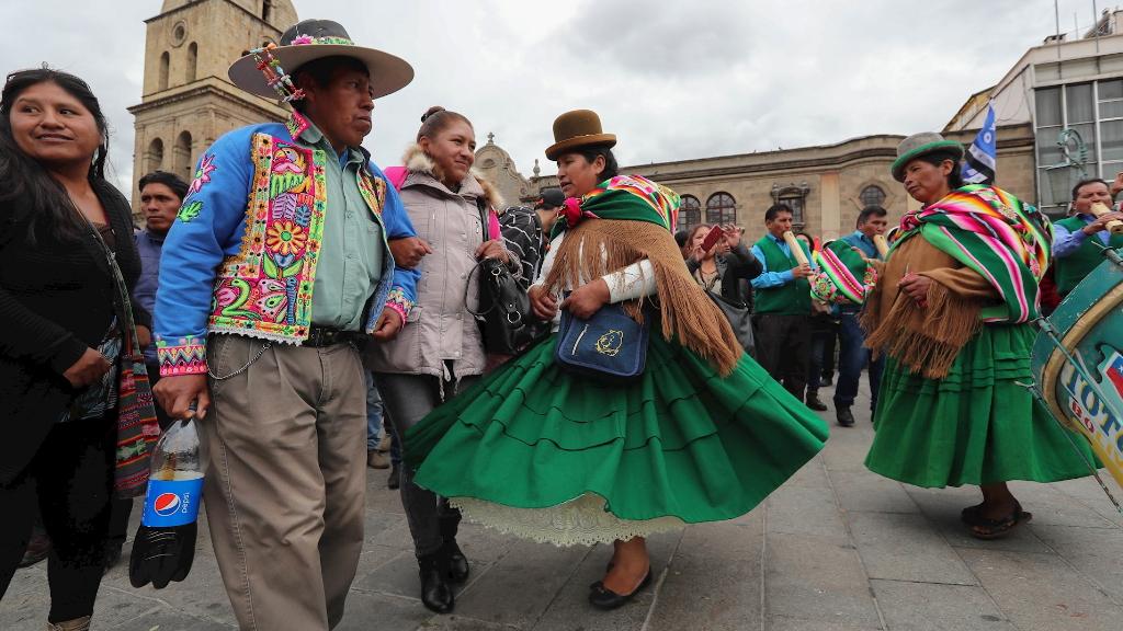 Concluye plazo para inscribir candidaturas a elecciones en Bolivia - Bolivia elecciones MAS Registro Candidatos