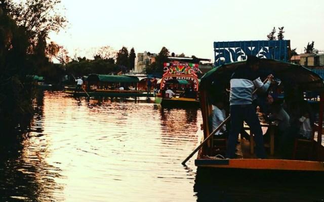 Reabren canales en Xochimilco cerrados durante décadas - Foto de Alcaldía Xochimilco