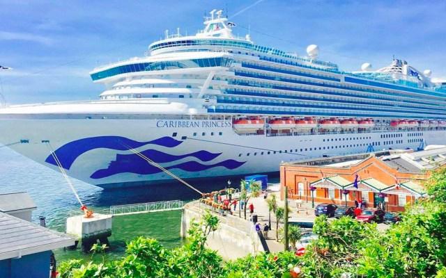 Suspenden crucero por brote de gastroenteritis que infectó a 300 personas - El viaje del crucero Caribbean Princess fue suspendido debido a un brote de gastroenteritis que afectó a más de 300 personas, entre pasajeros y tripulación