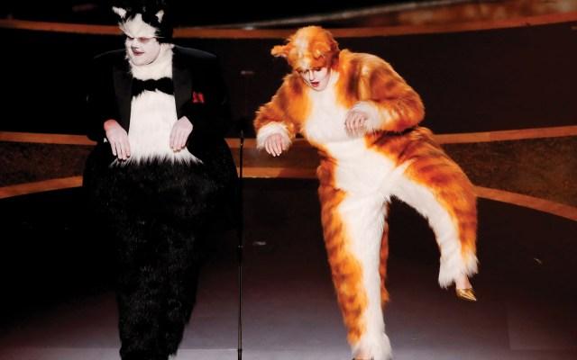 Sociedad de Efectos Visuales critica chiste sobre 'Cats' en los Óscar - Foto de EFE