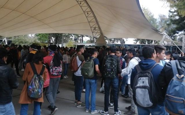 Director del CCH Sur llama a regresar a las actividades académicas - Foto de @vozdeiztapalapa