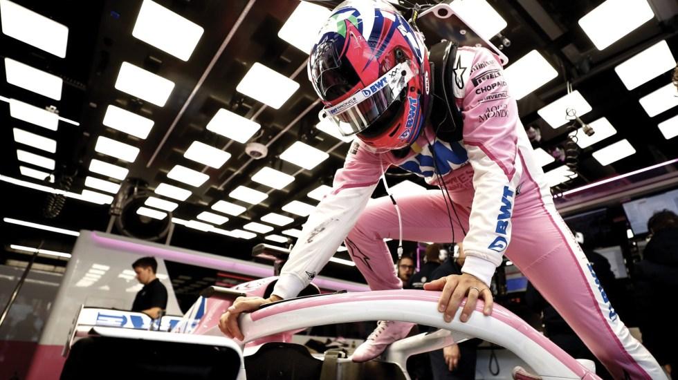 'Checo' Pérez, listo para el Gran Premio de Australia - Foto de @SChecoPerez