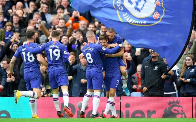 Chelsea vence a Tottenham en regreso de Mourinho al Stamford Bridge - Chelsea vence a Tottenham en regreso de Mourinho al Stamford Bridge