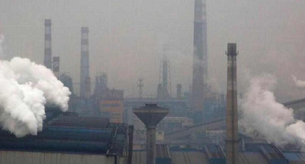 México emite la mayor cantidad de CO2 en América Latina - México emite la mayor cantidad de CO2 en América Latina