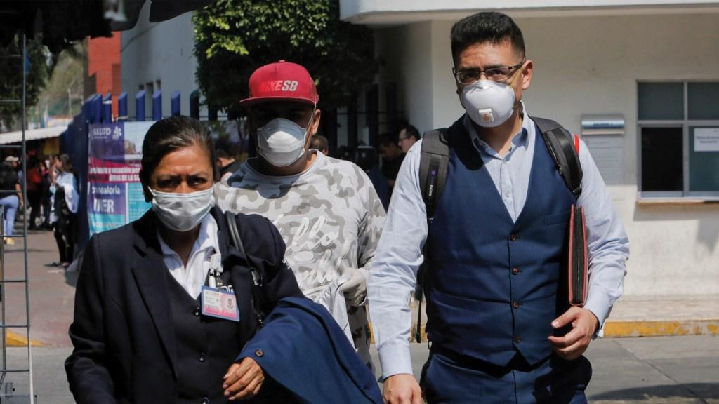 Hay 39 casos sospechosos de COVID-19 en México; se mantiene en 5 el número de contagios confirmados - Foto de Notimex