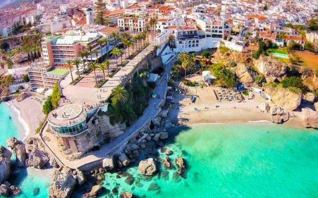 La lujosa urbanización donde detuvieron a Emilio Lozoya - Costa del Sol. Foto de Buena Vibra España