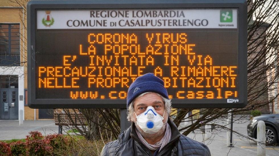 Australia impone fuertes restricciones de viaje a Italia por coronavirus - Covid-19 coronavirus Italia