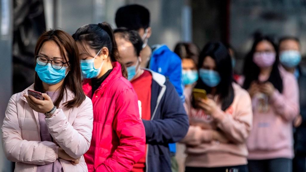 Misas en Macao, China serán vía internet por Covid-19 - Foto de EFE