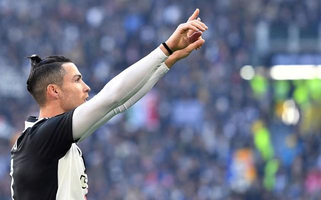 Cristiano firma triunfo de Juventus ante el Fiorentina - Cristiano Ronaldo celebra triunfo de Juventus sobre Fiorentina. Foto de EFE