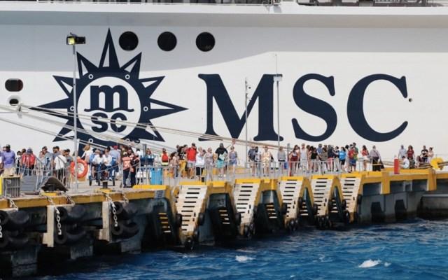 Ninguno de los pasajeros del crucero de Cozumel padecía coronavirus: Salud estatal - Foto de Noticaribe