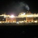 Protestan en Cozumel por llegada de crucero de MSC
