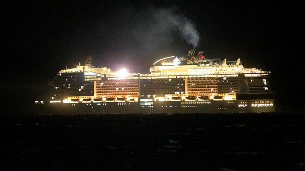 Protestan en Cozumel por llegada de crucero de MSC - Protestan en Cozumel por llegada de crucero con posible caso de Covid-19