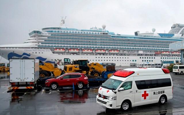 Asociación Internacional de Líneas de Cruceros refuerza prevención por COVID-19 - Crucero Diamond Princess