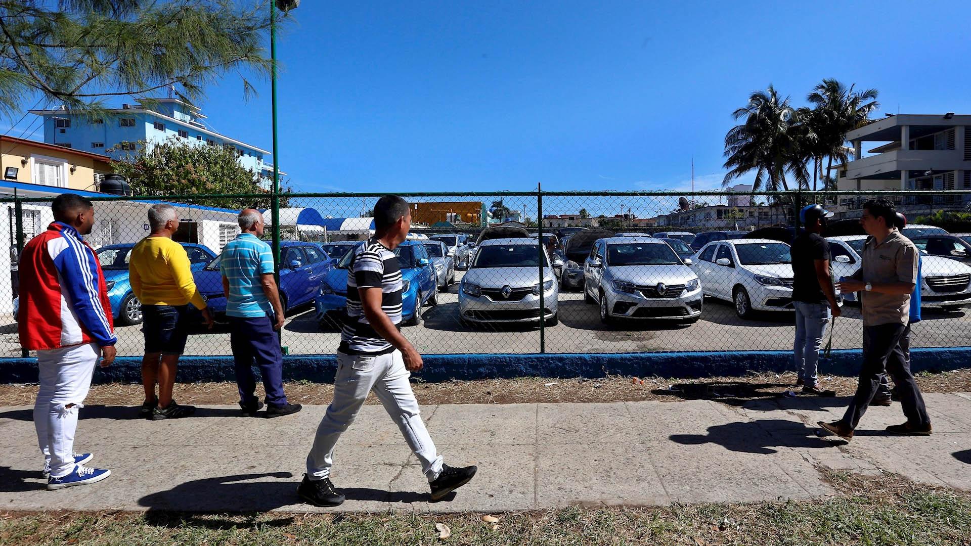 Cuba autos segunda mano venta 2