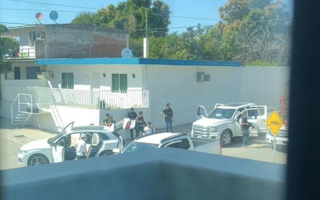 Balacera en Culiacán deja un muerto - Culiacán Sinaloa disparos balacera