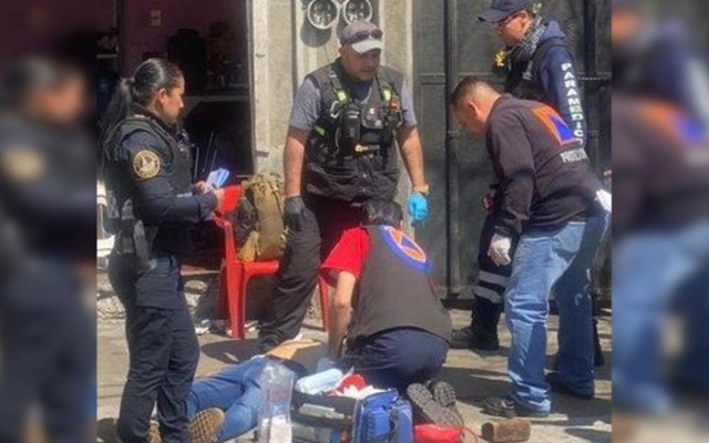 Asesinan en la alcaldía Cuauhtémoc a presunto extorsionador de comerciantes - Asesinan a presunto extorsionador de comerciantes en la alcaldía Cuauhtémoc