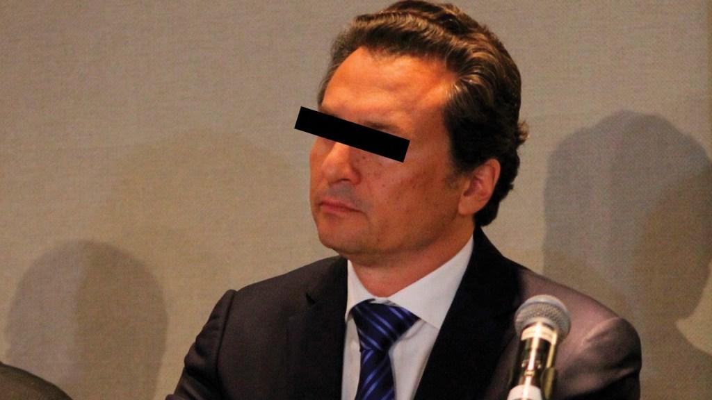 Ingresan a Emilio Lozoya en cárcel de Navalcarnero, en Madrid - Foto de Notimex / Archivo