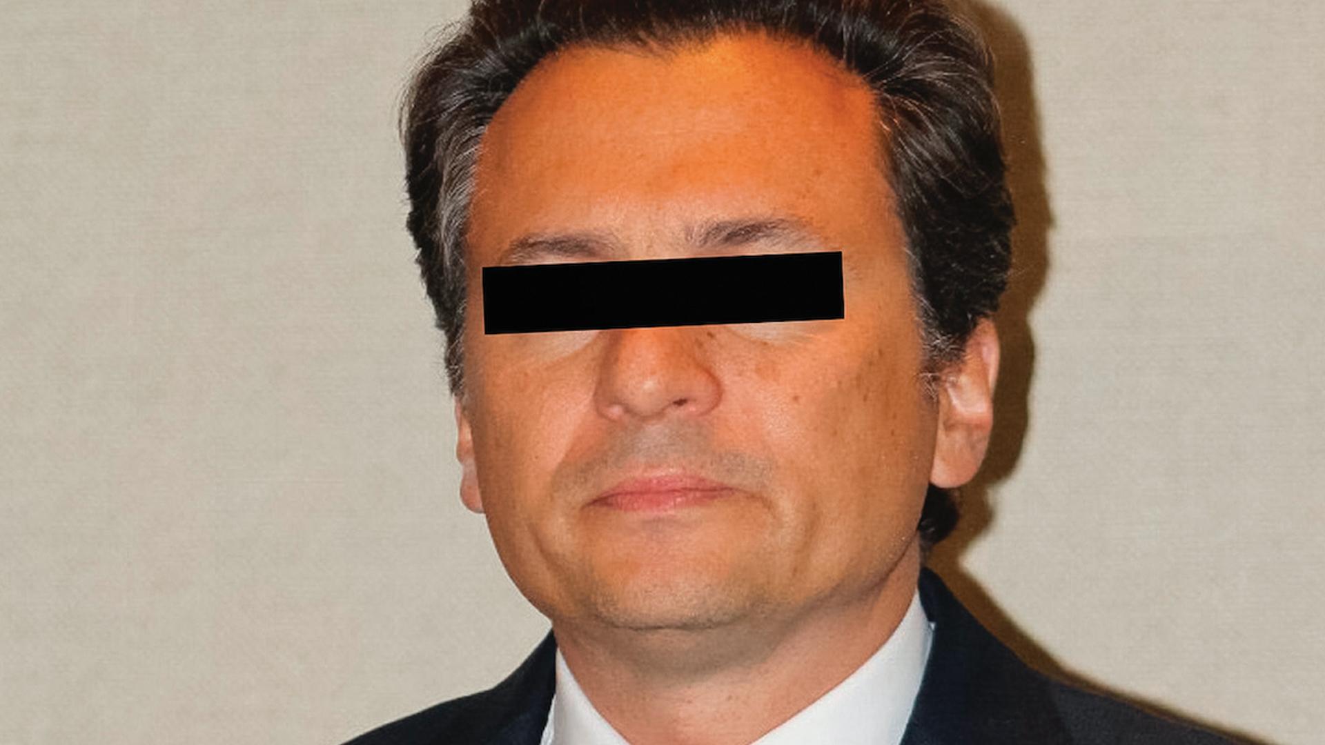 Trasladan a Emilio Lozoya a una cárcel de Madrid