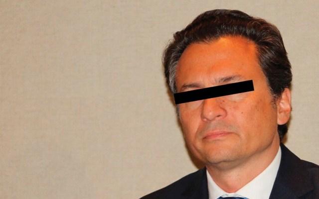 Niegan amparo a Emilio Lozoya; continuará investigación por financiamiento de campaña del PRI de 2015 - Emilio Lozoya. Foto de Notimex / Archivo