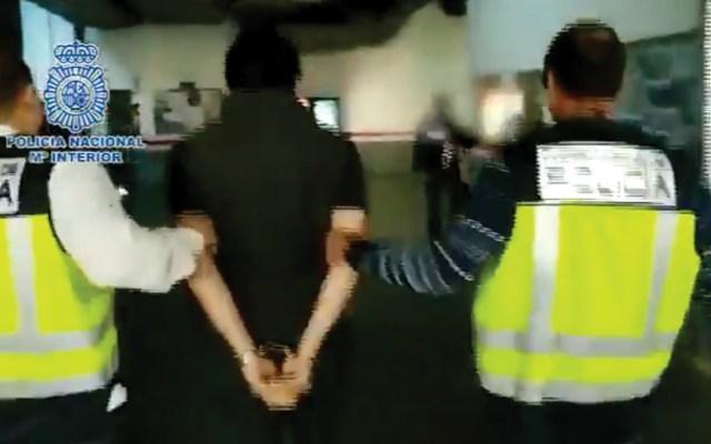 #Video Difunden imágenes de la detención de Emilio Lozoya - Captura de pantalla