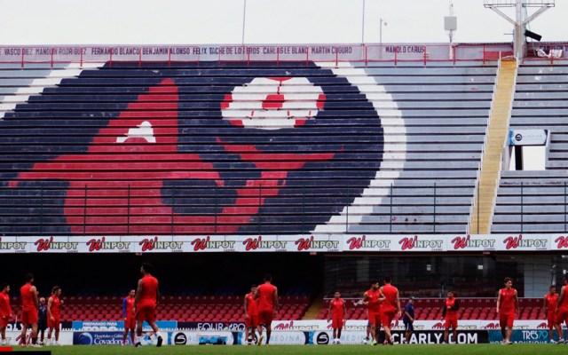 Dueño del Veracruz denuncia a FMF y pide restitución del equipo - Estadio El Pirata de los Tiburones Rojos del Veracruz. Foto de @ClubTiburones